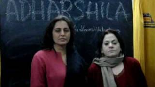 SIP Program With <b>Adharshila</b> NGO School Of Inspired Leadership