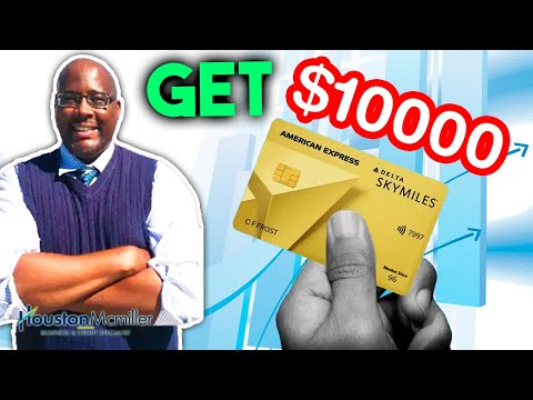 Delta Credit Cards | How to Get $10k Amex Delta Credit Card 2021?