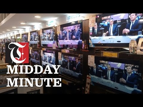 Midday Minute: TV prices in Oman see sharp drop