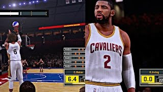 CLUTCHEST 3 POINT CONTEST IN NBA HISTORY!   ALL-STAR WEEKEND! - NBA 2K16 MyCAREER S3