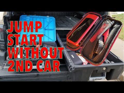 TrekPow 1500 Amp Car Jump Starter Device - смотреть онлайн