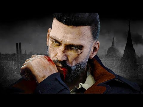 VAMPYR - All cutscenes Game Movie - PC 60fps