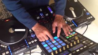 Still DRE   Maschine Live - Traktor Scratch Pro and Maschine