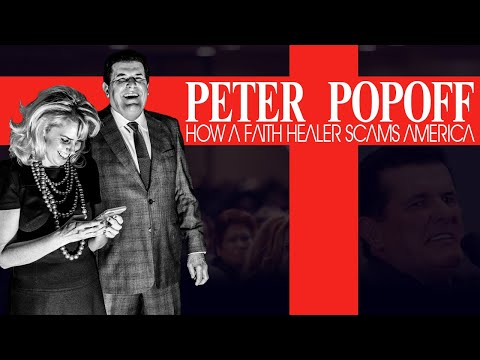 Peter Popoff - How a Faith Healer Scams America (2020) The history of America's most notorious faith healer, and what grifts he continues to push nowadays [00:22:29]