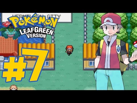 Download Pokemon Leaf Green - Episode #7 | Bill, Route 5, Route 6, Vermilion City and Bicycle HD Mp4 3GP Video and MP3