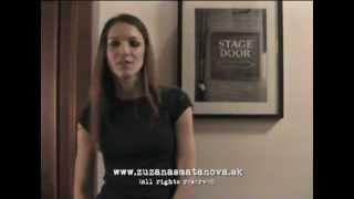 ZUZANA SMATANOVÁ - videopozdrav Marec 2012