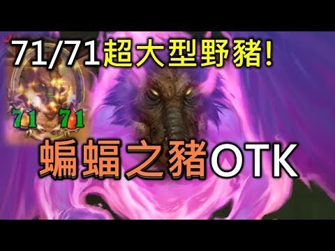 開放模式 野豬OTK術