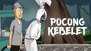 Download Video Kartun Lucu Horor - Pocong Kebelet MP3 3GP MP4