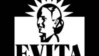 EVITA - High Flying Adored