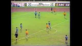 Merlion Cup 1983 final - Singapore 2 - 4 Australia