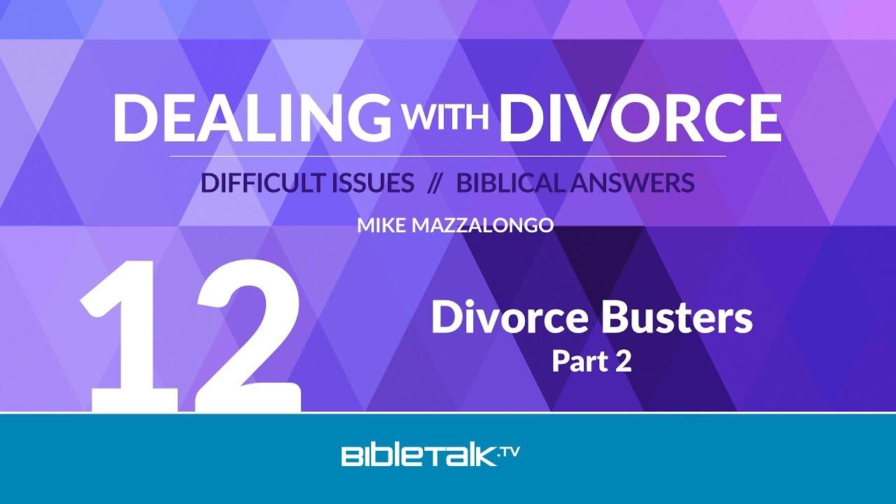 12. Divorce Busters - Part 2