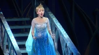 FROZEN Live at the Hyperion 2017 4K ULTRA HD Disney California Adventure, Disneyland