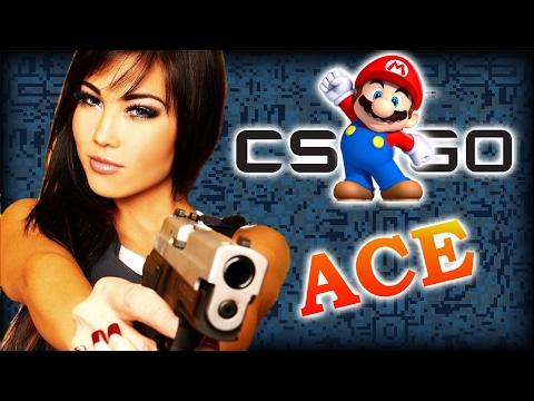 Counter-Strike GO - #157 - опять ACE =)