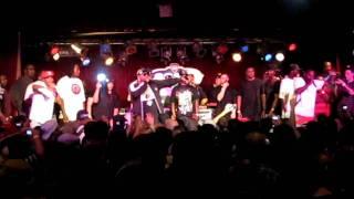 Capone N Noreaga- Bloody Money @ BB King's Funk Flex Bday 8/11/10