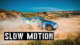 "Slow Motion Compilation on Rally ""Chumatskiy Shlyah XXV 2018"