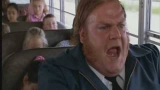 Billy Madison - Angry Bus Driver!!