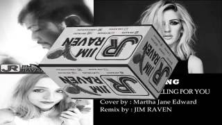 Ellie Goulding - Still Falling For You (Jim Raven Remix) (Electro Remix)