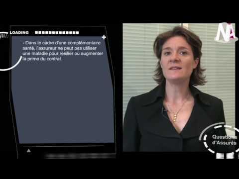 Questions d'assurés : Résiliation d'un contrat d'assurance santé