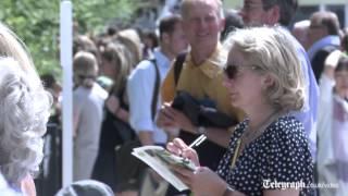 Бенедикт Камбербэтч, Sunshine and celebs at the 2014 Chelsea Flower Show