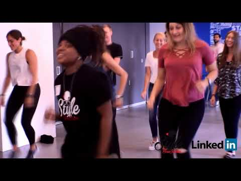 Learn how to freestyle dance!