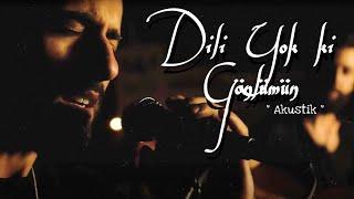Sancak - Dili Yok Ki Gönlümün (Akustik Video)