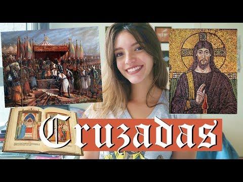 Resumo de História: CRUZADAS (Débora Aladim)