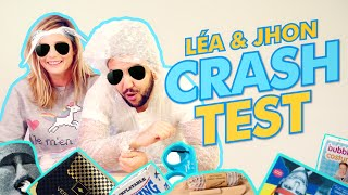 LÉA & JHON - CRASH TEST