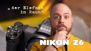 Nikon Z6 Review: Der ELEFANT im Raum │ Worüber sonst NIEMAND spricht.