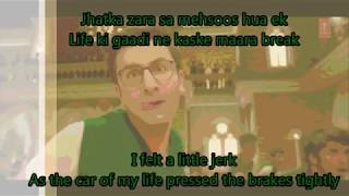 Galti Se Mistake Lyrics with English Translation | Jagga Jasoos (2017) | Arijit Singh & Amit Mishra