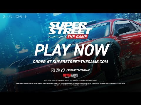 Super Street: The Game - Official Launch trailer thumbnail