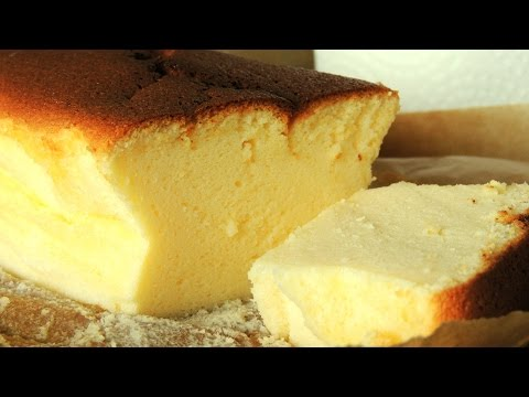 Japanese Souffle Cheesecake Recipe (Easy)