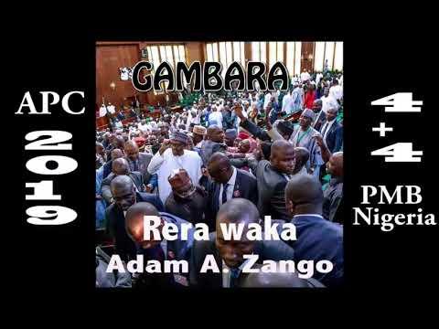 Adam A. Zango - GAMBARAR APC (Wakar Baba Buhari)