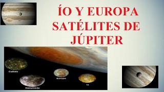 Leyes de Kepler. Velocidad orbital. Ío y Europa Lunas de Júpiter