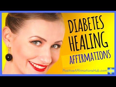 Des cuves de traitement populaire dans le diabète sucré