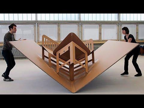 ¿Quieres Ver Los Muebles Del Futuro Cercano? Observa Este Vídeo
