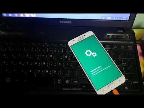 Samsung SM-G6100 J7 Prime Software Upgrading Problem Fix
