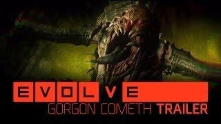 2K宣布《惡靈進化》狡猾怪獸Gorgon即將恐怖來襲