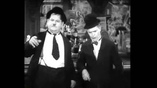 Laurel And Hardy  Trail of The Lonesome Pine