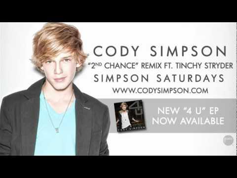 Música 2nd Chance (feat. Tinchy Stryder)( Remix)