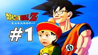 Dragon Ball Z: KAKAROT #1: BỐ CON SON-GO-DẼO VÀ SON-GO-BUM ĐI CỨU TRÁI ĐẤT KHỎI NGƯỜI SAIYAN =))))