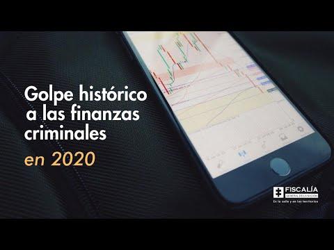 Fiscal Francisco Barbosa: Golpe histórico a finanzas criminales en 2020
