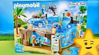PLAYMOBIL Meerestier Aquarium 9060 ✔️ Top Wasserspielzeug
