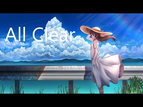 All Clear /巡音ルカ & SHLIMAZL (Lyric Video)