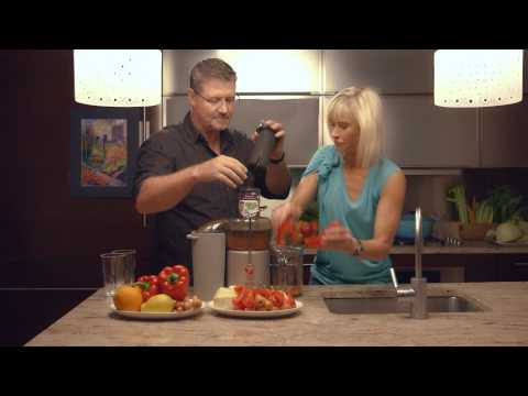 "Video Joe Cross ""Sunburst"" Natural Energy Juice Recipe"