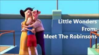 Meet The Robinsons Little Wonders (Lyric Video)
