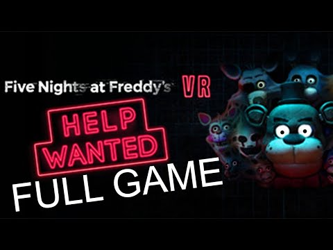 ((1/2 GAME) PROBLEMS DURING PRODUCTION Five Nights At Freddys: Help Wanted