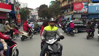 29 - Vietnam - Hanoi - Uncontrolled Intersection