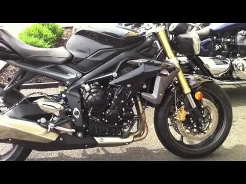 2013 Triumph Street Triple - First Impressions Review