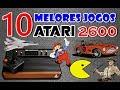 Top 10 Melhores Jogos Do Atari 2600