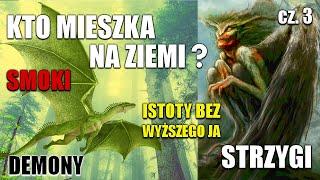 KTO MIESZKA NA ZIEMI? cz. 3